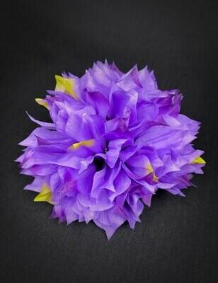 Daalia kukkapää, vaaleanvioletti