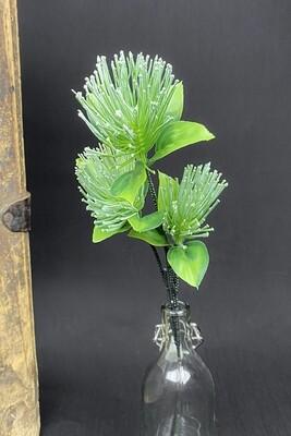 Teko-oksa, vihreä/valkoinen