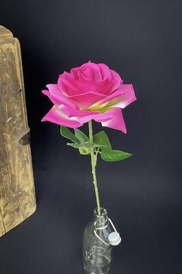 Ruusu tekokukka, viininpunainen