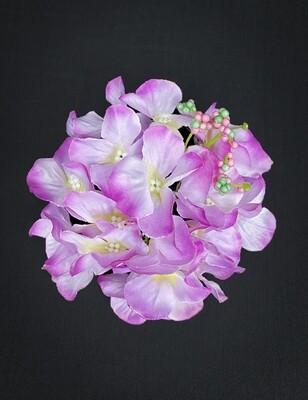 Hortensia kukkapää, vaalea lila