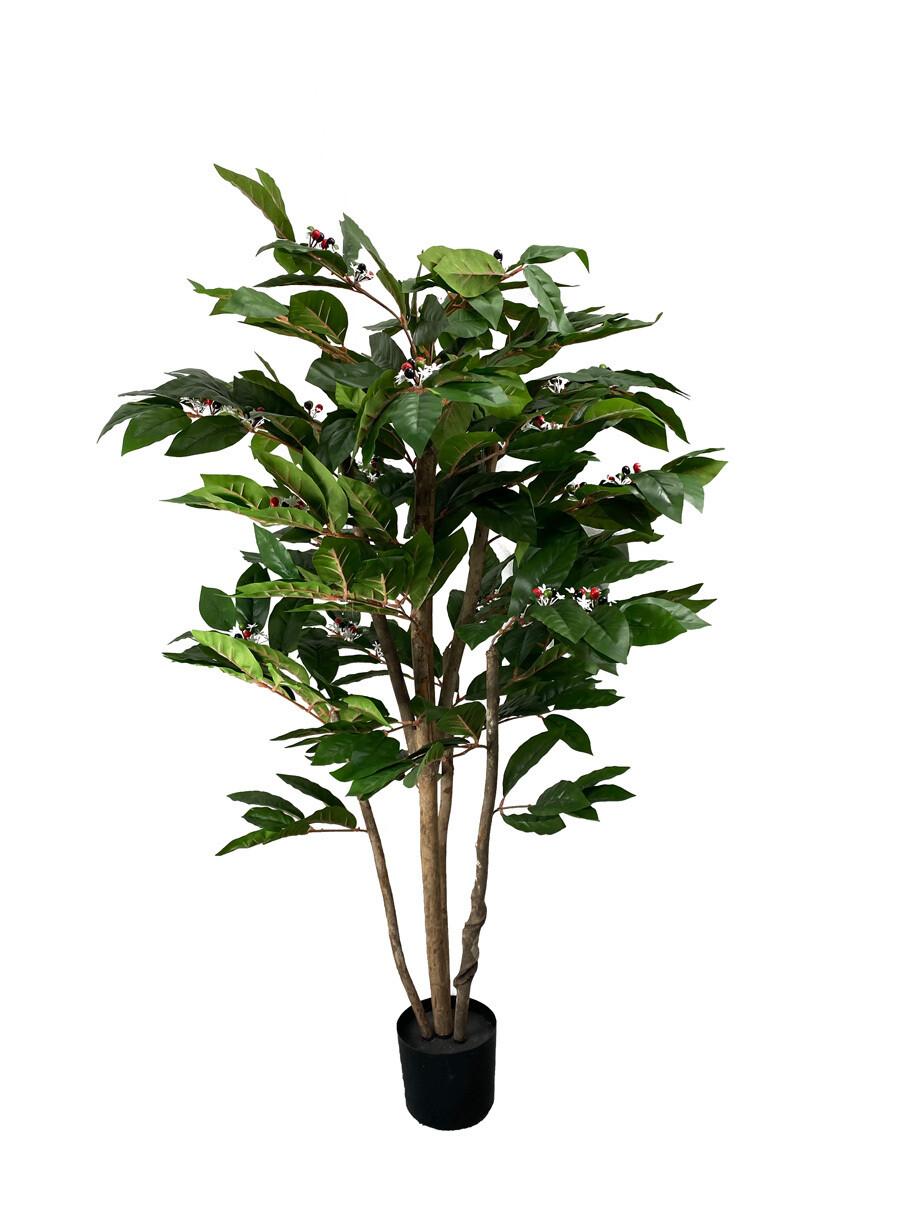 Kahvipuu tekokasvi - 150cm