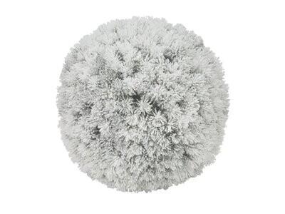 Lumihuurteinen tekohavupallo Ø30cm