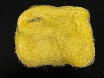 Sisal 50g, vaalean keltainen