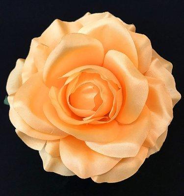 Ruusu-kukkapää, oranssi