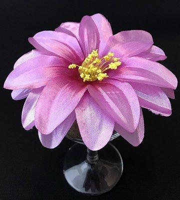 Daalia-kukkapää, vaalea violetti