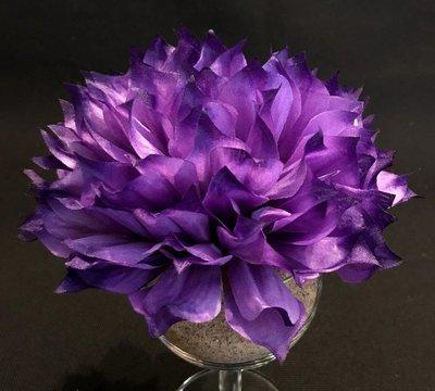 Daalia-kukkapää, violetti