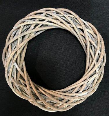 Kranssipohja Ø25cm, ruskea