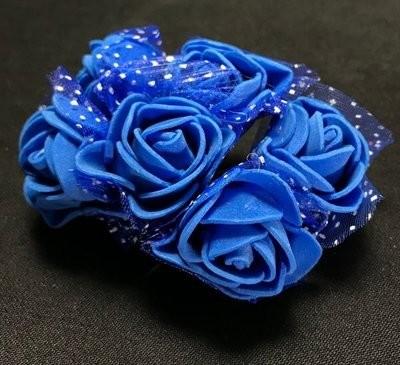 Softisruusu 6kpl, sininen