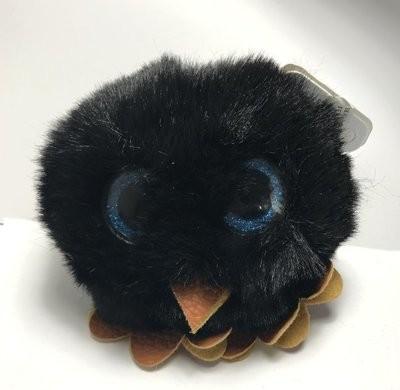 Reppukaveri: pöllö, musta