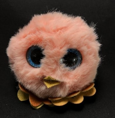 Reppukaveri: pöllö, rosa