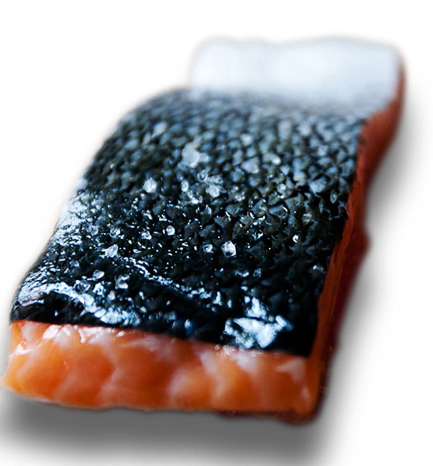 4 1/2 Lb Fresh Scottish Salmon Portions