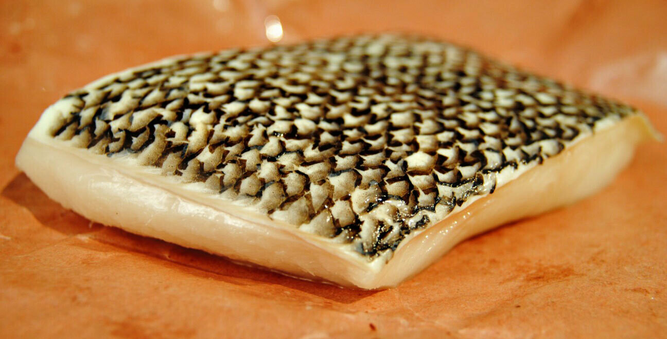4 Fresh Chilean Seabass/Lubina Portions
