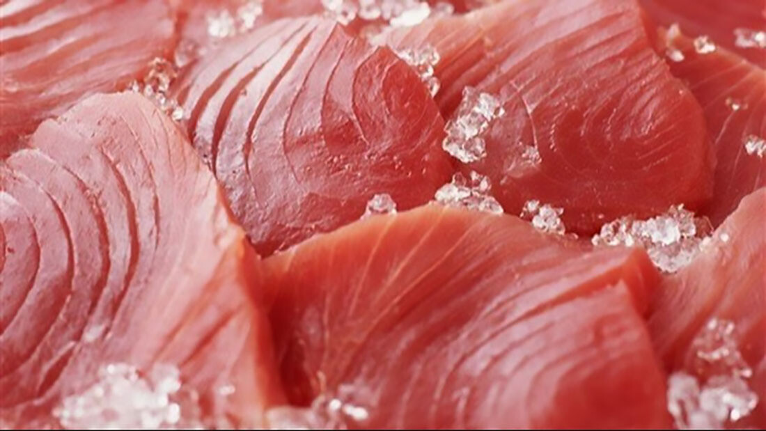 2 Fresh Tuna Steaks 1 Lb Each