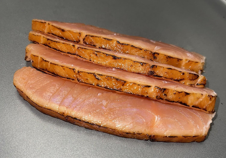 """Hand Seared sMoked Salmon """"Tataki"""""""