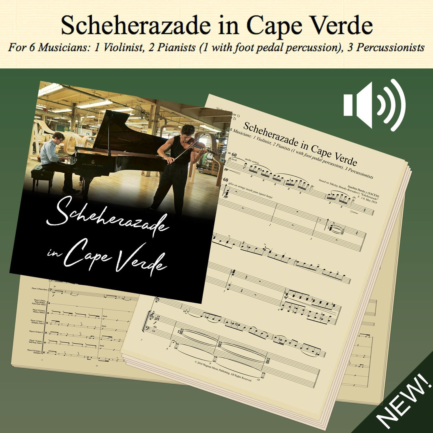 Scheherazade in Cape Verde