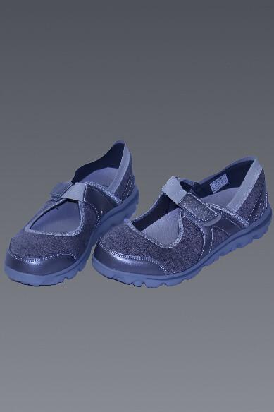 Ladies Lightweight Opedic Mary Jane Shoe