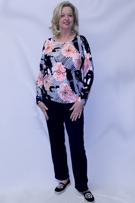 Long Sleeve Printed Set - WINTER SPECIAL