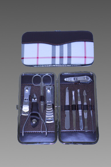 Manicure Set with Travel Case