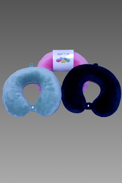Memory Foam Travel Pillow - WINTER SPECIAL