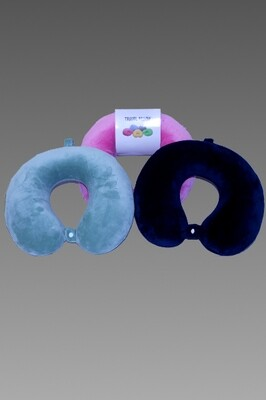 Memory Foam Travel Pillow - SPRING SPECIAL