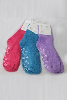 Ladies Slipper Socks