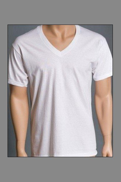 V-Neck Undershirts (3-Pack)