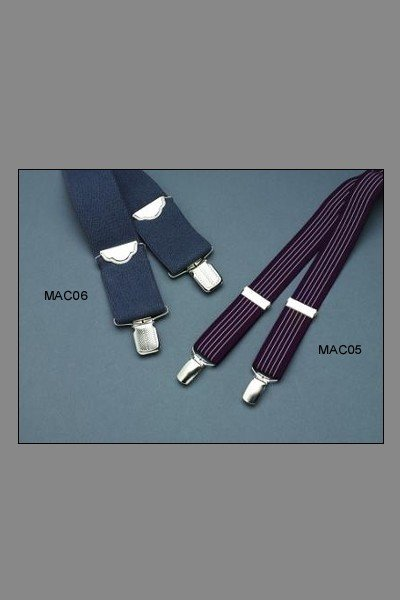 "Men's 1"" Suspenders"