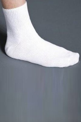 Unisex Ankle Length Care Socks - 3 Pack