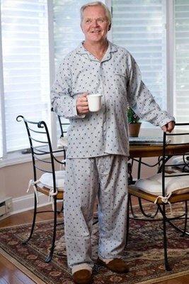 Men's Flannel Pajamas