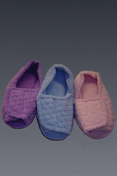Women's Adjustable Open Toe Slippers