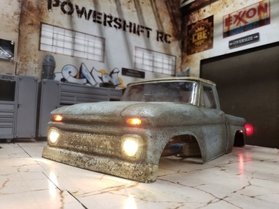 Proline 1966 Chevy light kit