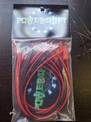 5 sets of jst plugs