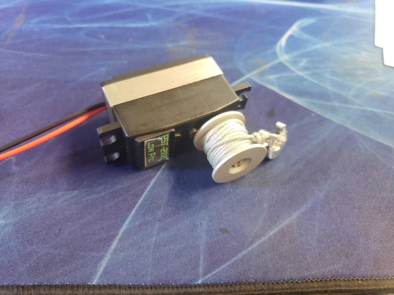 PST-200 Low Pro External Spool Winch