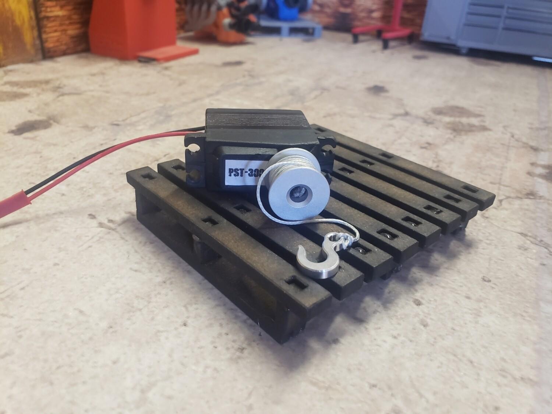 PST-300 External Spool Winch