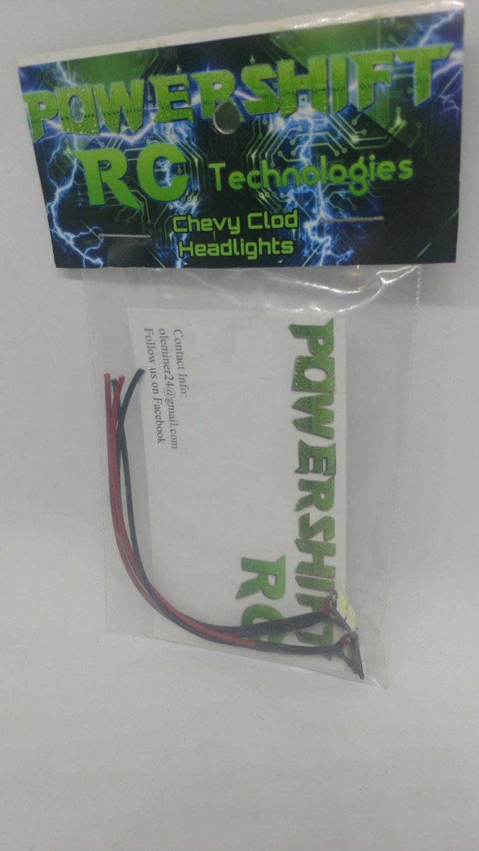 Tamiya™ Clod Buster™ headlight kit.