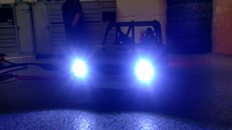 1/24 scale Proline™ Ambush™ headlight taillight kit