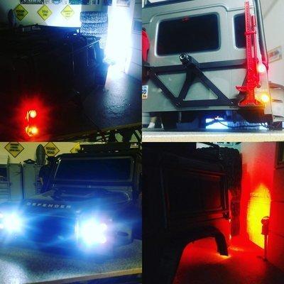 Traxxas™ TRX-4 light kit!