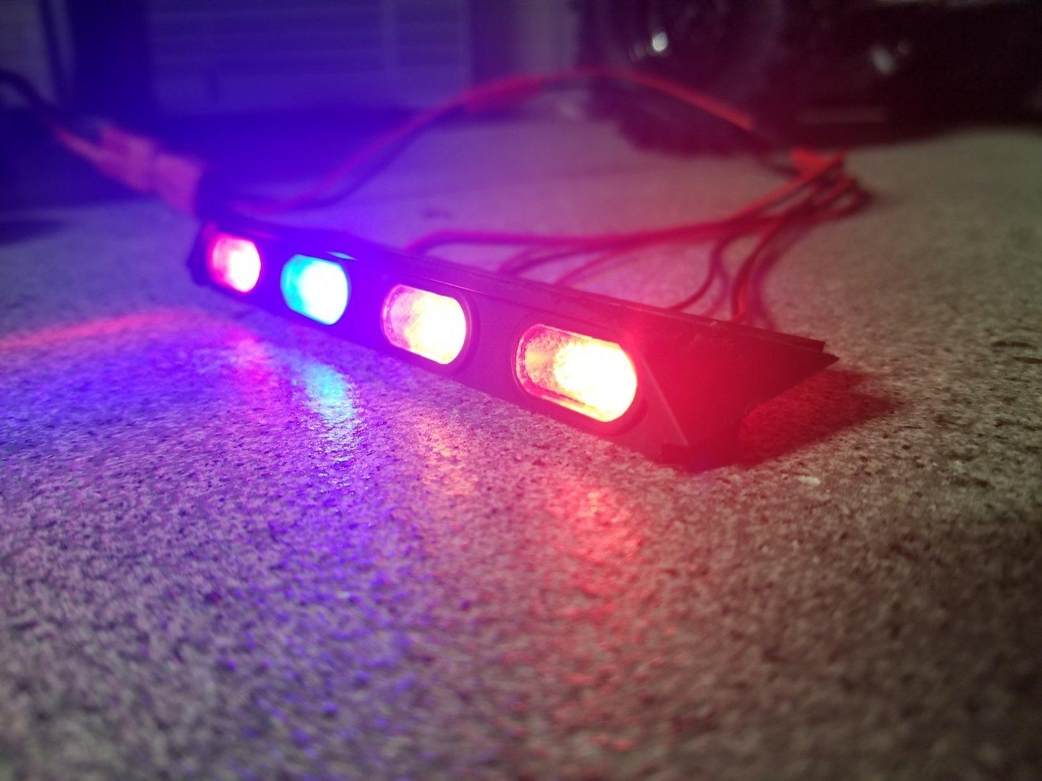 Exo or Yeti rear light bar lenses