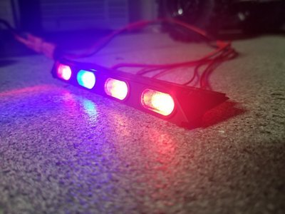 Exo or Yeti rear light bar lenses