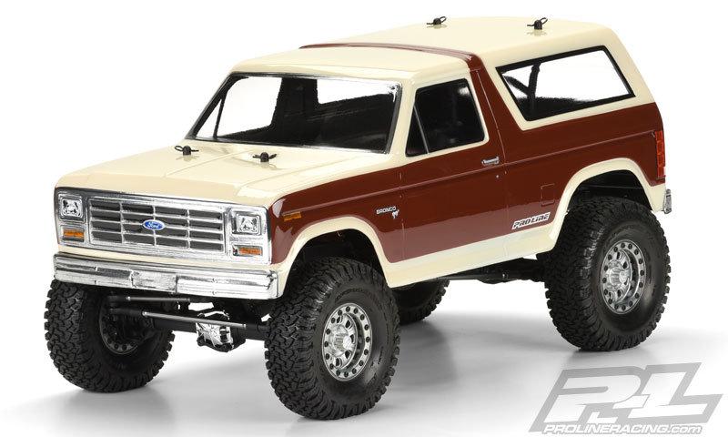 81 Proline™ Bronco™ light set