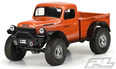 Pro-Line 1946 Dodge Power Wagon light kit