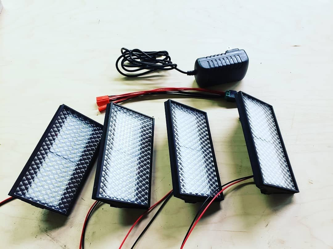 HV Shop Light Kit