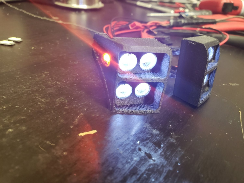 Proline™ F250™ headlights