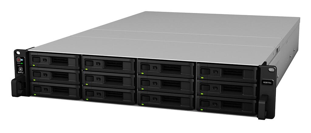 Synology RackStation RS3618xs 12-Bay NAS server