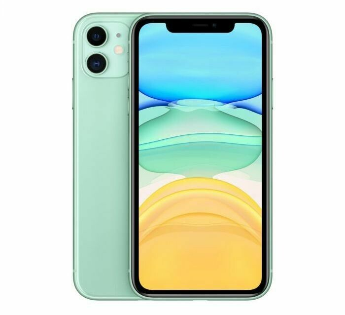 iPhone 11 Green