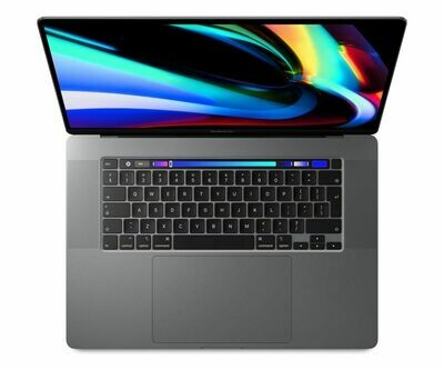 MacBook Pro 16-inch with Touch Bar (Late 2019)