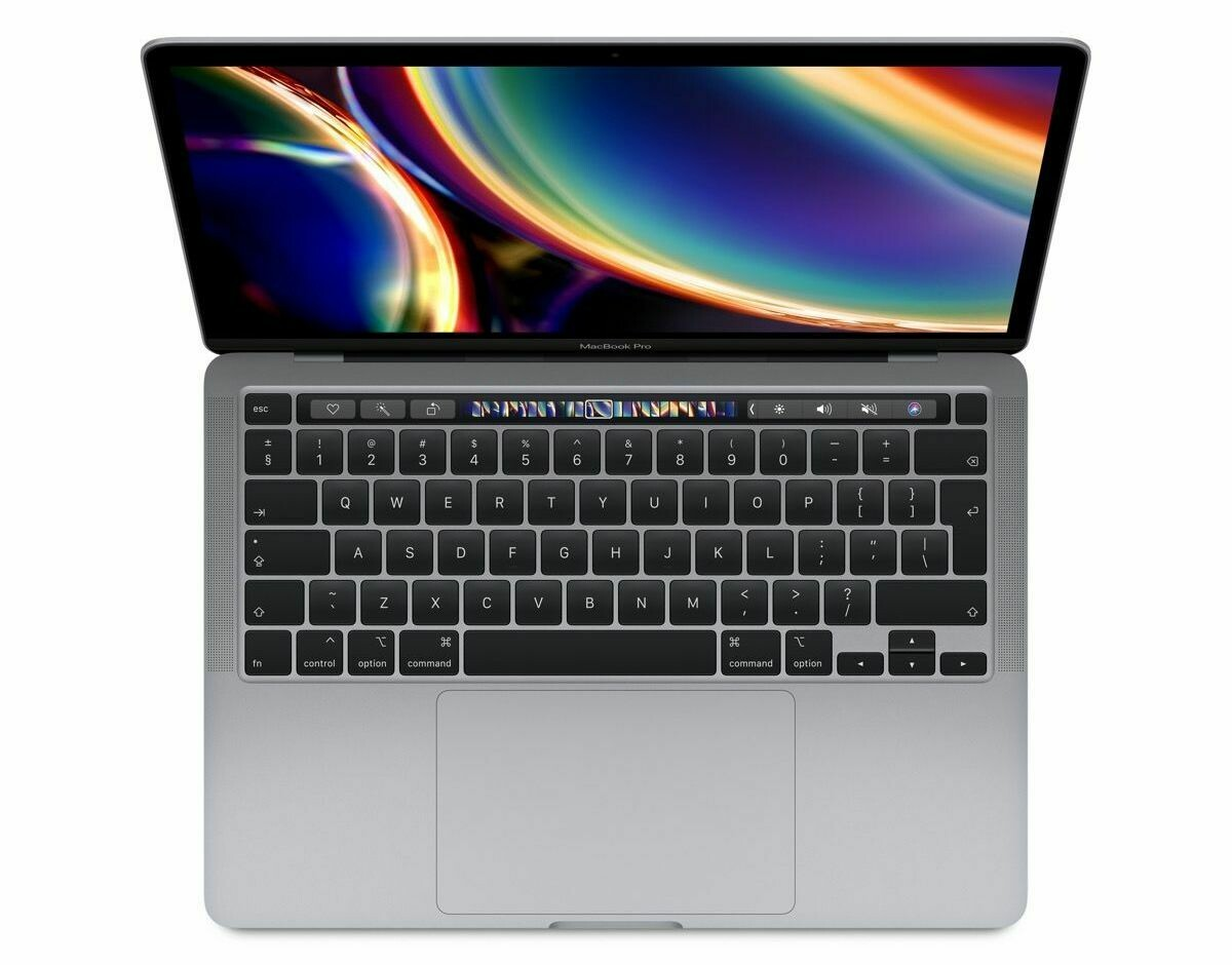 MacBook Pro 13-inch with Touch Bar (Mid 2020) 512GB