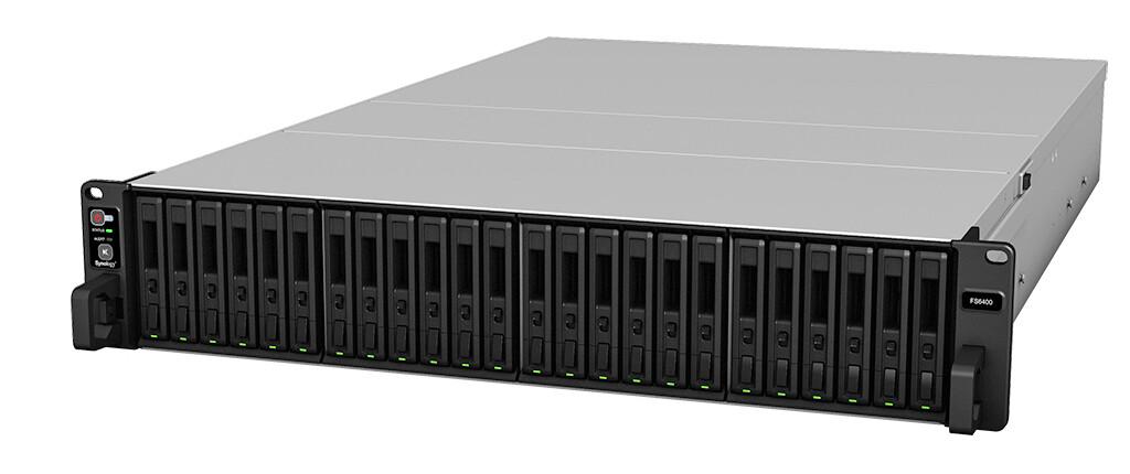 Synology FlashStation FS6400 24-Bay NAS server