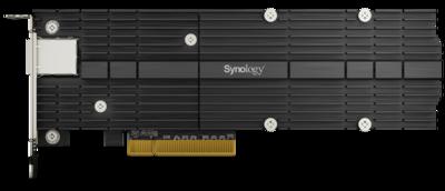 Synology E10M20-T1 M.2 SSD & 10GbE kombo adapter kartica