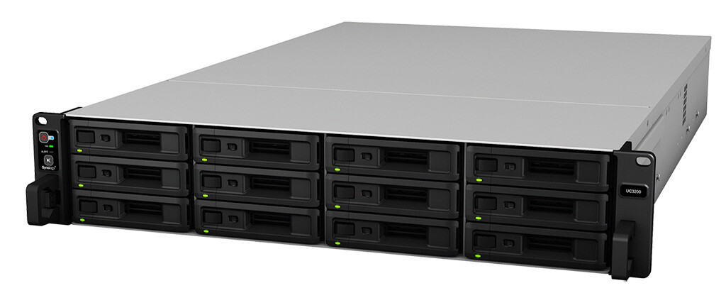 Synology UC3200 12-Bay Unified Controller SAN